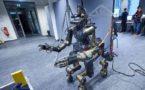 Роботы готовятся войти в радиоактивные запретные зоны