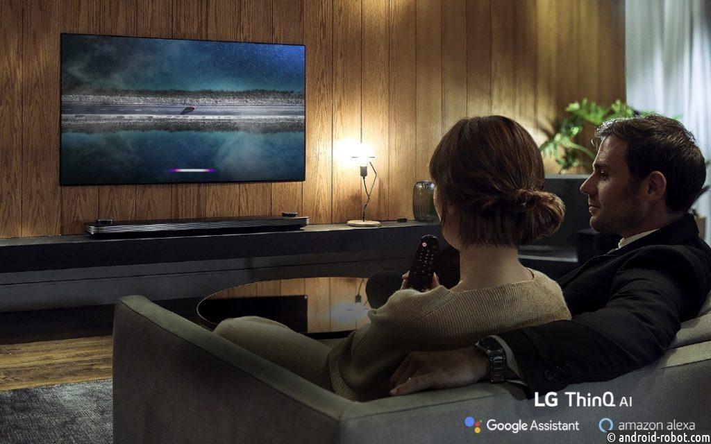 LG начинает глобальный запуск линейки телевизоров 2019 года