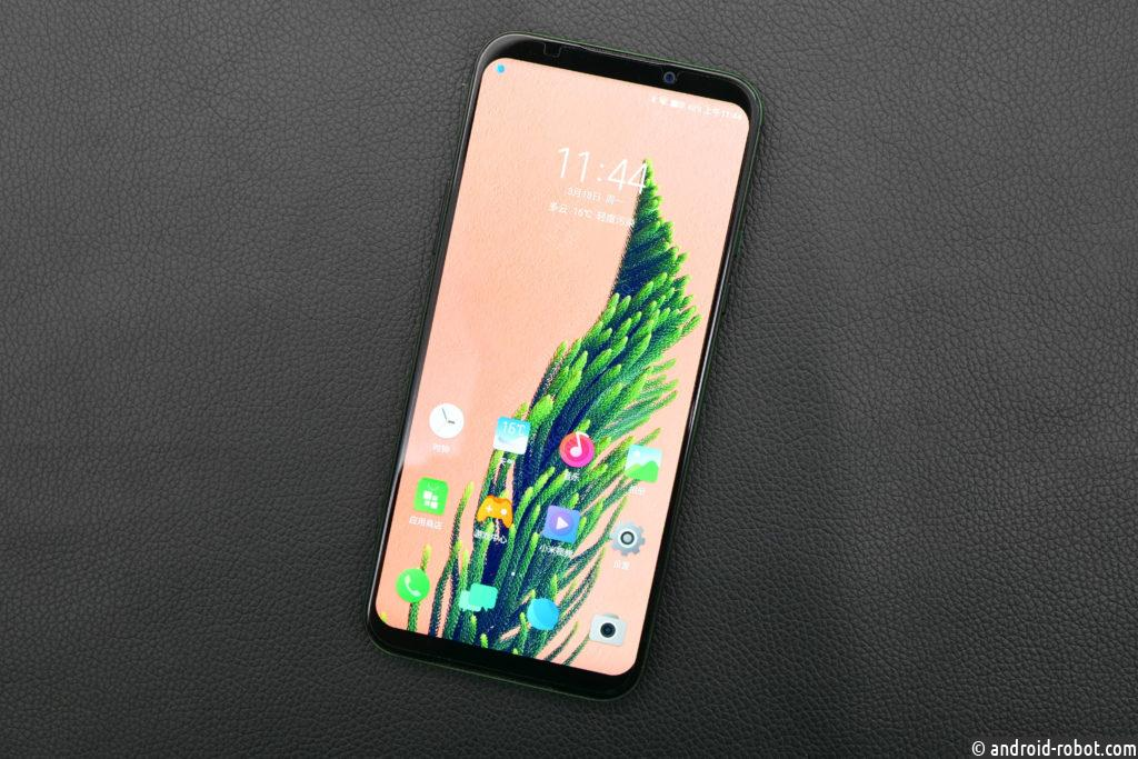 Xiaomi официально представила игрофон Black Shark 2