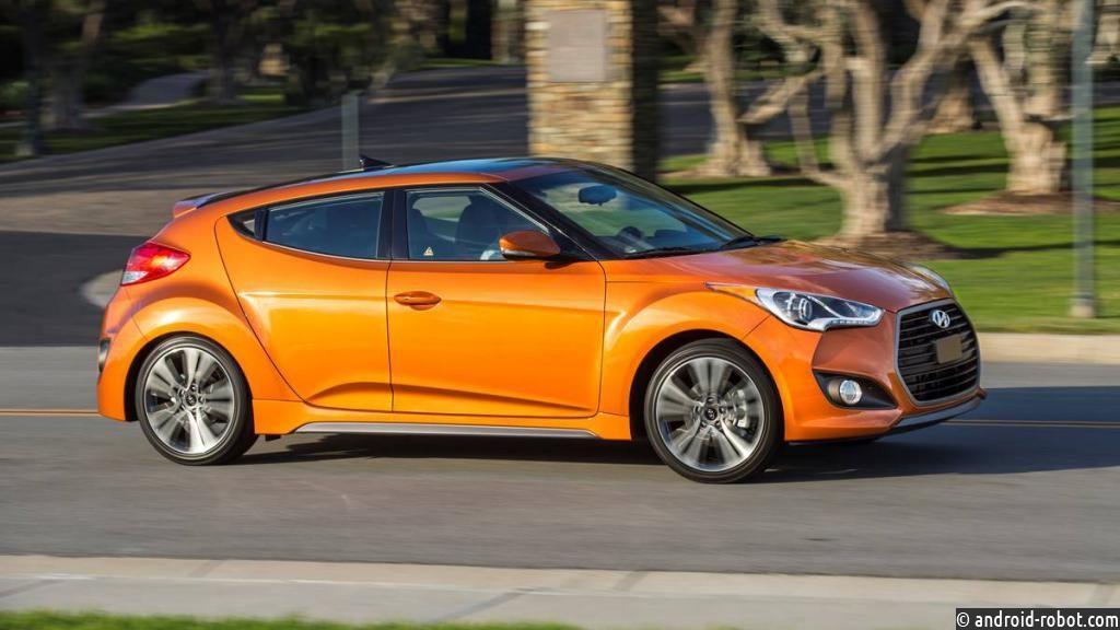 Hyundai отзывает 20 000 автомобилей Veloster из-за угрозы взрыва двигателя