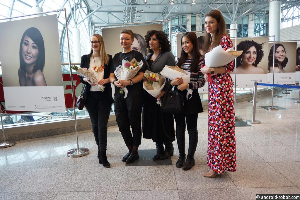 Аэропорт Домодедово приглашает на экскурсию по маршрутам красоты
