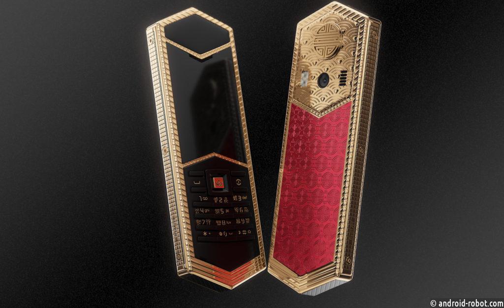 В России создали «кровавый» Tsar-телефон, посвященный Ивану Грозному