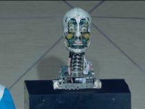 Представлен российский робот «Терминатор»