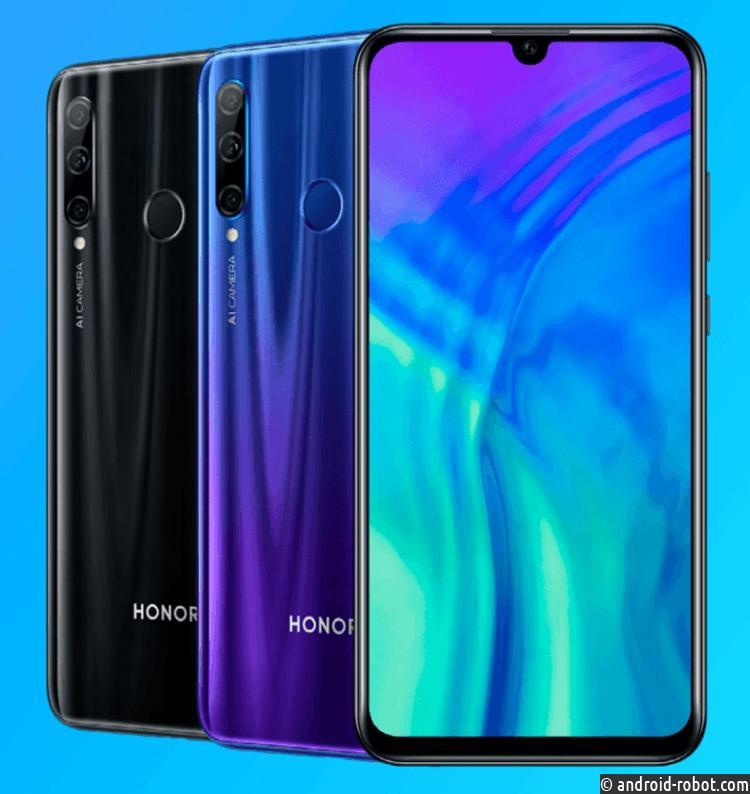 Honor готовит массивные мобильные телефоны нафирменной платформе Kirin 980