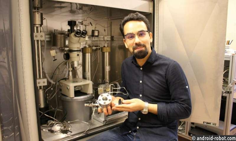 Любовь соли к воде может сыграть ключевую роль в безопасном хранении CO2