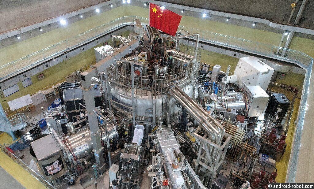 Китай стремится к чистой безграничной энергии