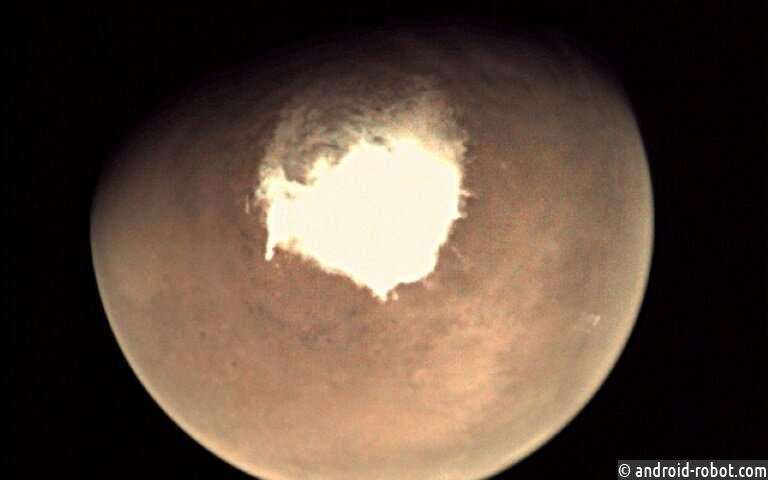 Ученые находят вероятный источник метана на Марсе