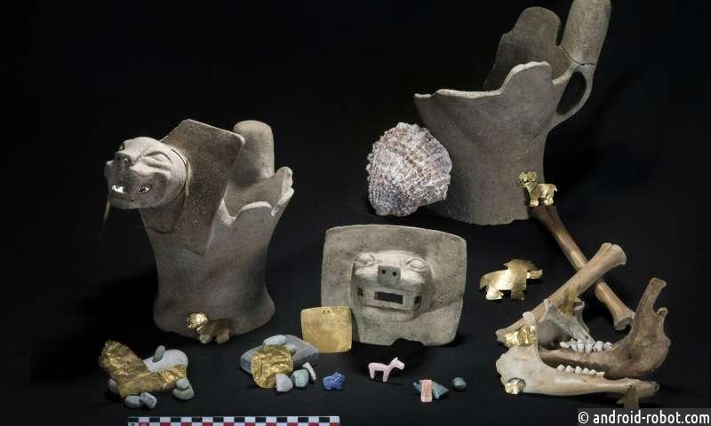 Найдены ритуальные подношения сверхъестественным божествам около острова Солнца в озере Титикака