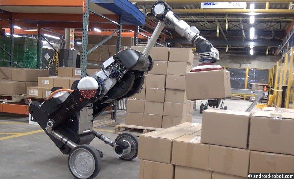 Boston Dynamics покупает лучший процессор для своих роботов