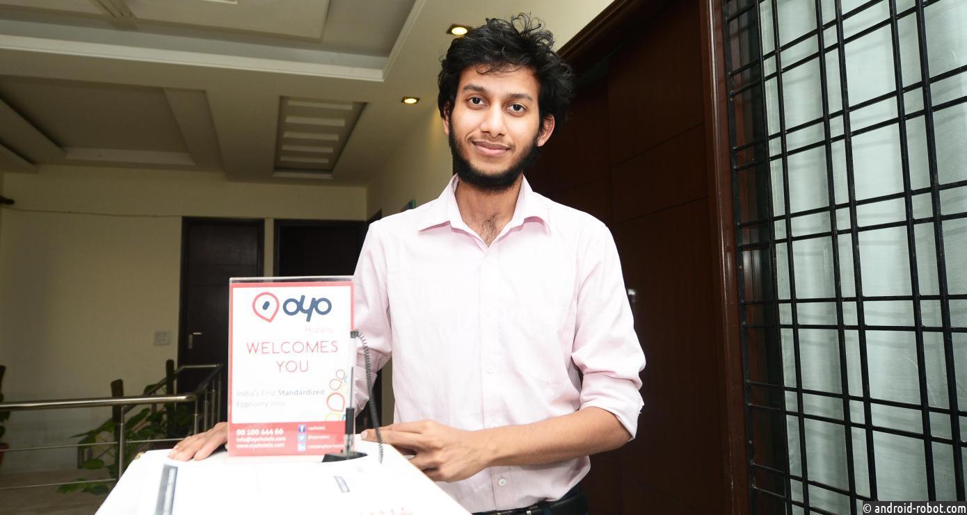 Индийская OYO вступает в партнерство с SoftBank