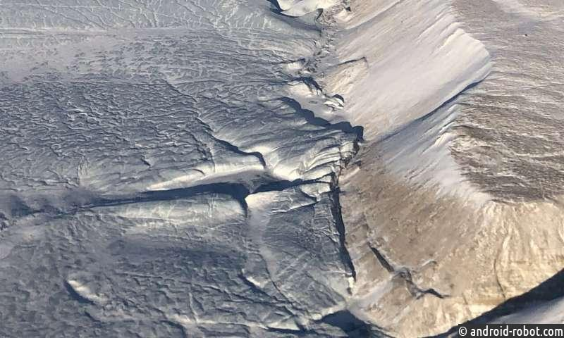 NASA начала последний год проведения операции «IceBridge»