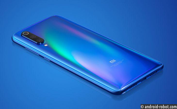 Xiaomi Mi9 иVivo IQOO возглавили топ-10 AnTuTu весной