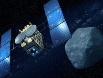 Японский зонд сбросил взрывное устройство наповерхность астероида Рюгу