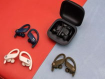 Apple анонсировала выход новых беспроводных наушников Powerbeats Pro