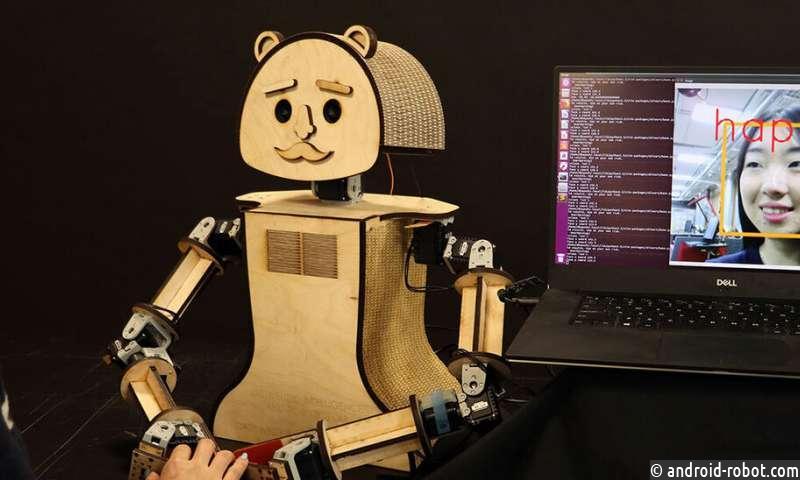Роботы научились читать эмоции человека