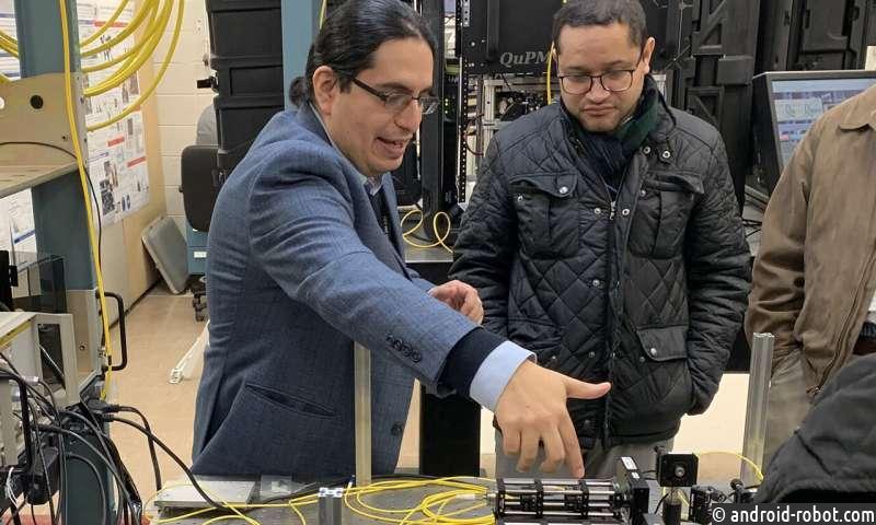 Исследовательская группа расширяет квантовую сеть с успешным экспериментом на дальние расстояния