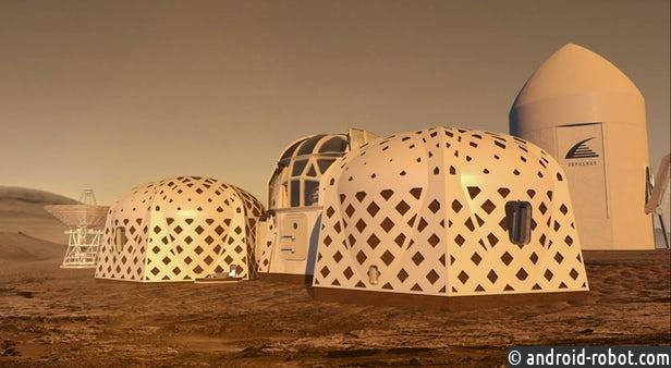 Задача NASA по созданию 3D-печатных модулей обитания близится к завершению