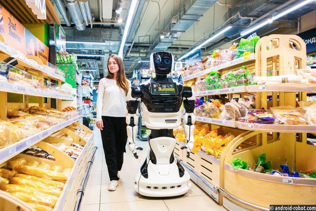 Российский робот стал героем проморолика всемирной выставки World Expo 2020.