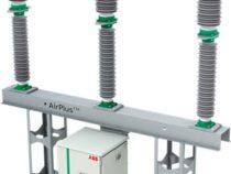ABB представляет экологичный высоковольтный выключатель AirPlus