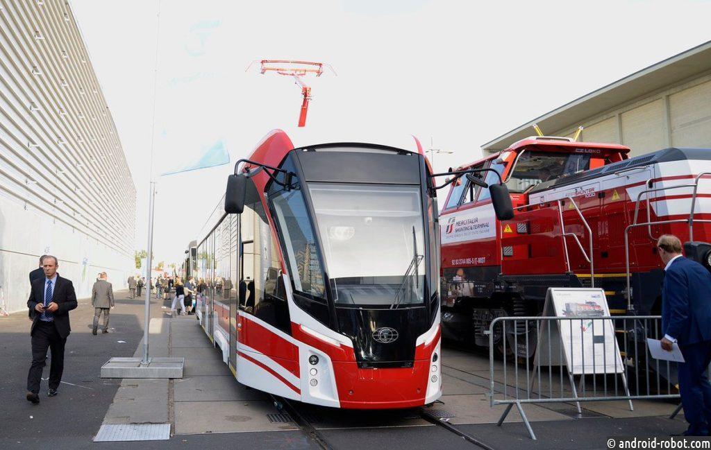 Представлены новинки городского пассажирского транспорта на выставке в Москве