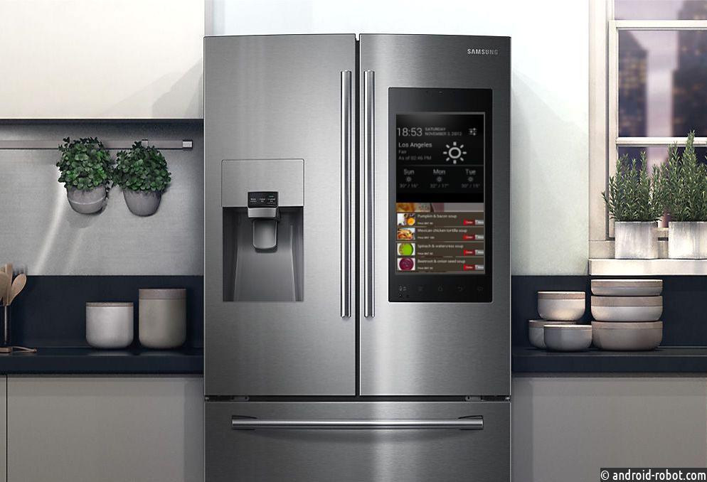 Холодильник GE WiFi Connect