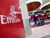Прибыль авиакомпании Emirates Airline упала на 69 процентов