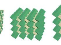 Наноразмерная скульптура приводит к необычной упаковке нанокубов