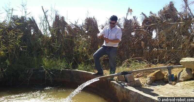 Ученые изучают возраст подземных вод в египетских водоносных горизонтах