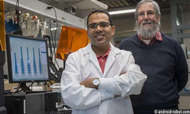 Новая технология 3-D печати снижает стоимость общего медицинского обследования