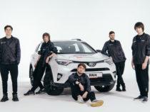 Toyota объявляет о партнерстве с ведущей российской киберспортивной командой Winstrike Team