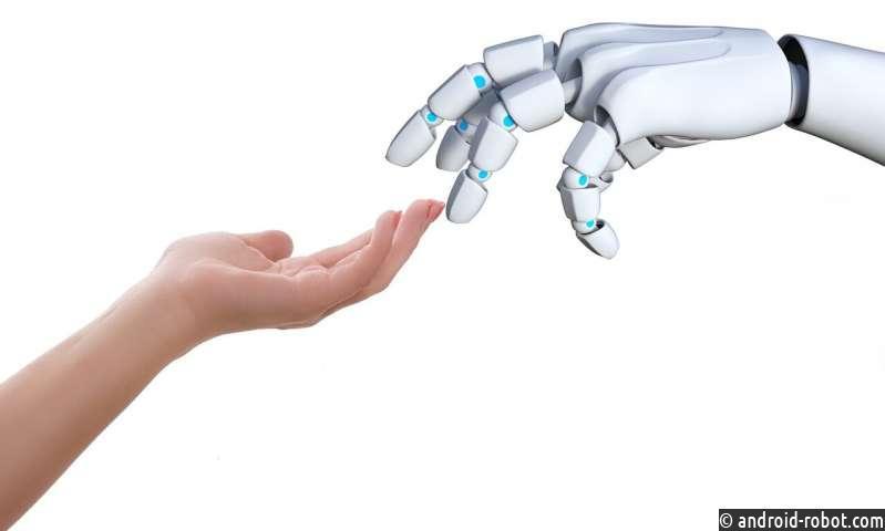 Ученые : люди и роботы вместе более эффективны