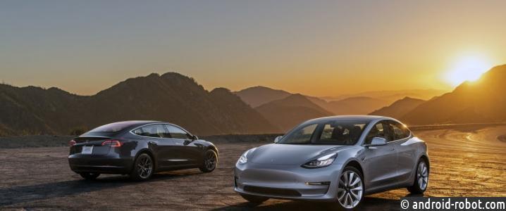 Тесла объявит подробности для своей китайской Model 3