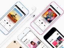 Apple обновляет iPod touch процессором iPhone 7