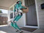 Ford представил робота-курьера Digit