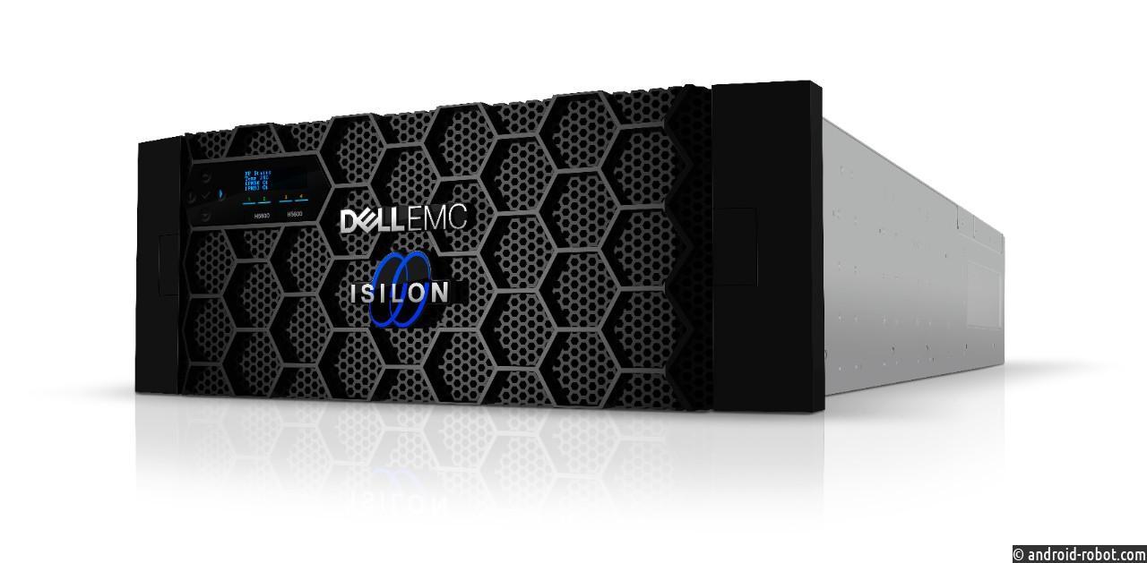 Компания Dell Technologies анонсировала усовершенствованные решения для хранения, управления данными и их защиты