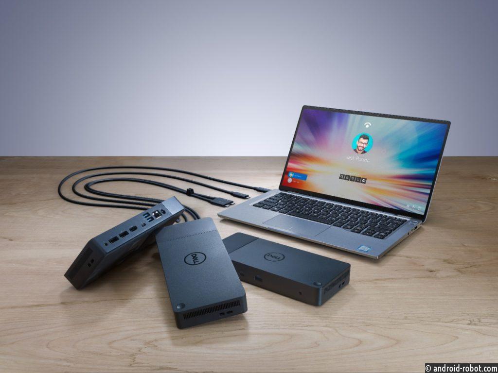 Dell Technologies представила 10-е поколение коммерческих ноутбуков серии Latitude