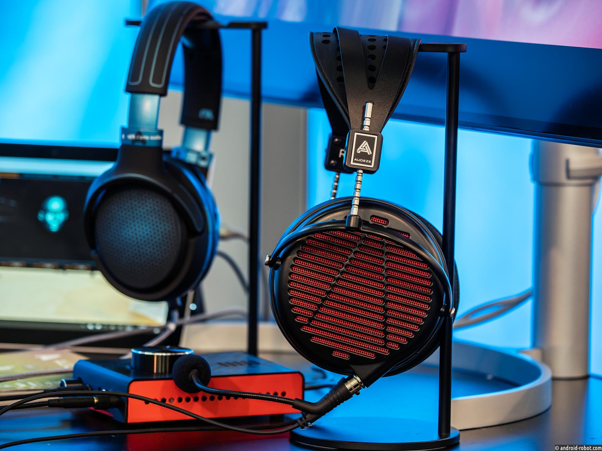 Компания Audeze анонсировала аудиофильские гемерские наушники LCD-GX