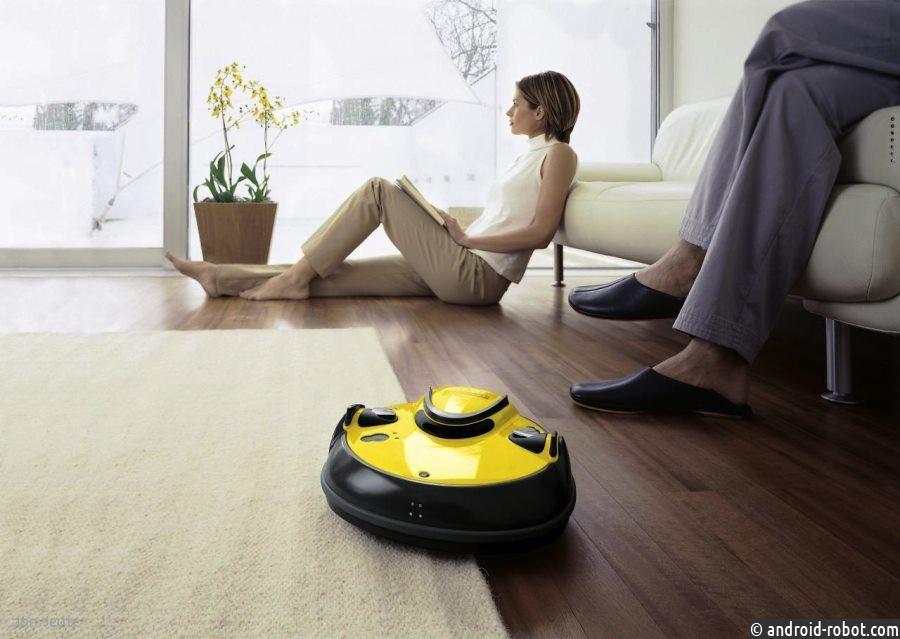 Плюсы робота-пылесоса
