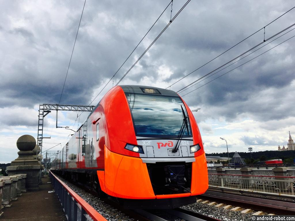 К испытаниям беспилотного поезда готовятся на МЦК