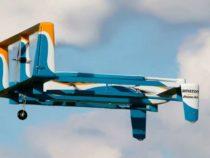 Amazon начнет поставку электрических беспилотников в ближайшие месяцы