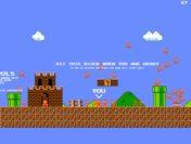 Поклонник Super Mario создал новую версию игры срежимом «королевской битвы»