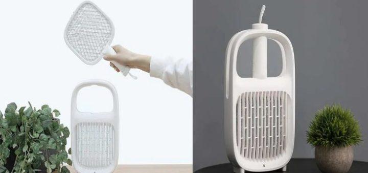 Xiaomi презентовала нового убийцу комаров— Yeelight Mosquito Killer