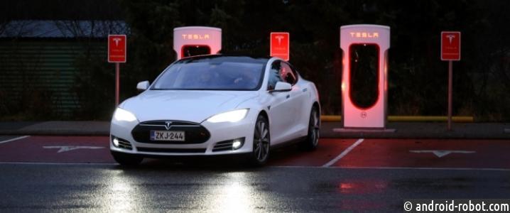 Продажи Tesla в Северной Америке достигли рекордно высокого уровня
