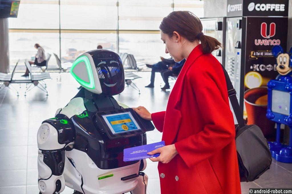 Дальневосточный фонд заявил о намерении инвестировать в производителя роботов «Промобот»