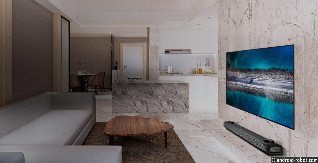 LG представила новую серию OLED-телевизоров с применением технологий ИИ