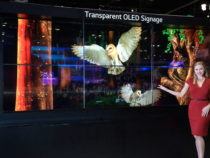 Новинки на выставке InfoComm: дисплеи LG с технологией Micro LED