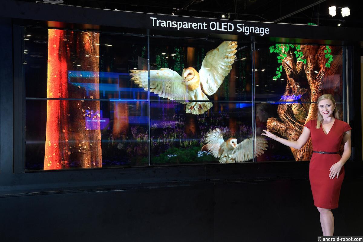 дисплеи LG с технологией Micro LEDдисплеи LG с технологией Micro LED