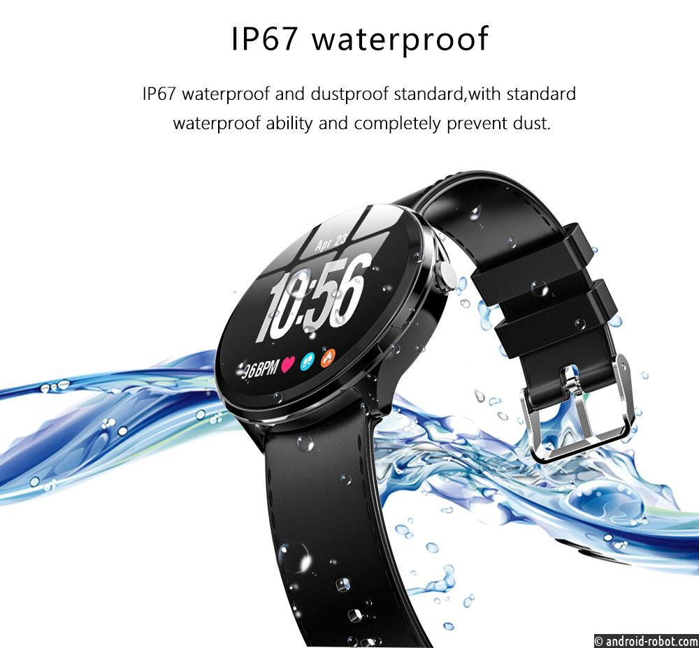 Представлены smart-часы KOSPET Gps Sport покоряют российский рынок