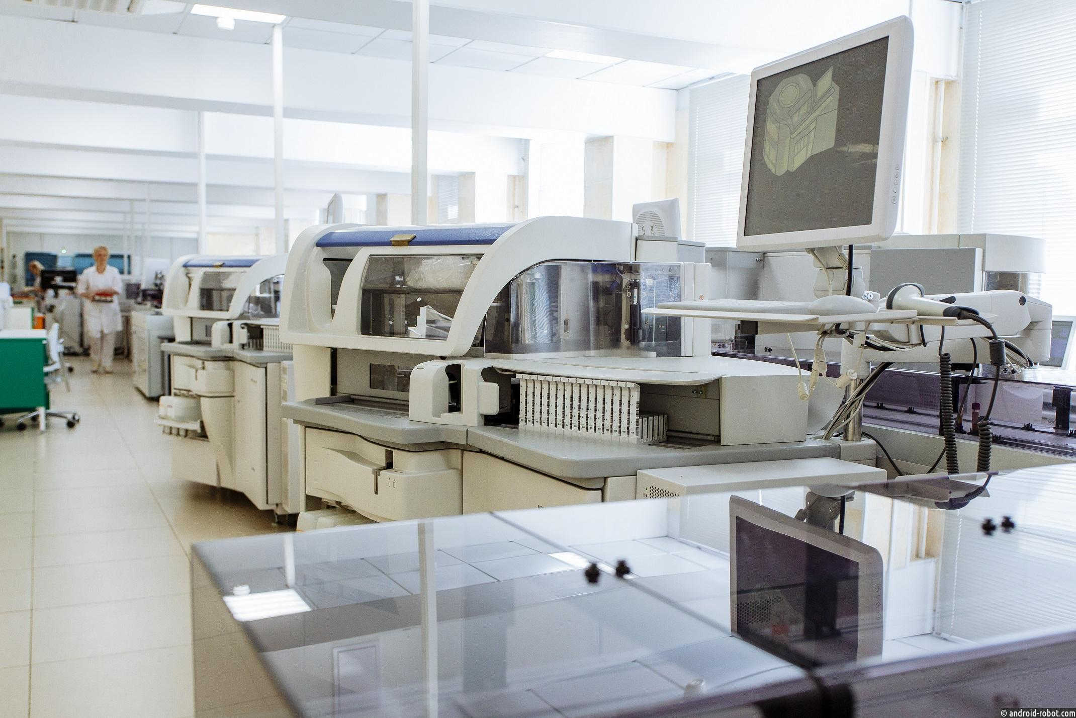 Siemens Healthineers завершила проект по созданию крупнейшего в Европе лабораторного комплекса