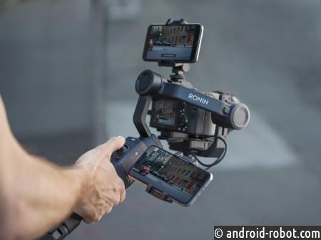 DJI представила Ronin-SC, одноручный стабилизатор для беззеркальных камер